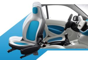 smart model high seating position