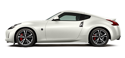 Nissan 370Z Touring Sport Coupe jellybean