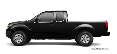 2019 Nissan Frontier King Cab S jellybean