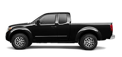2019 Nissan Frontier King Cab SV jellybean