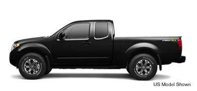2019 Nissan Frontier King Cab PRO-4X jellybean
