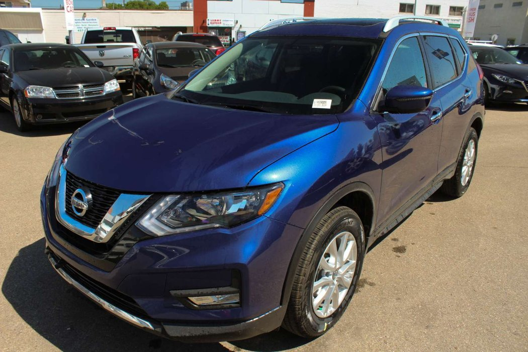 2018 Nissan Rogue SV | Go Nissan South