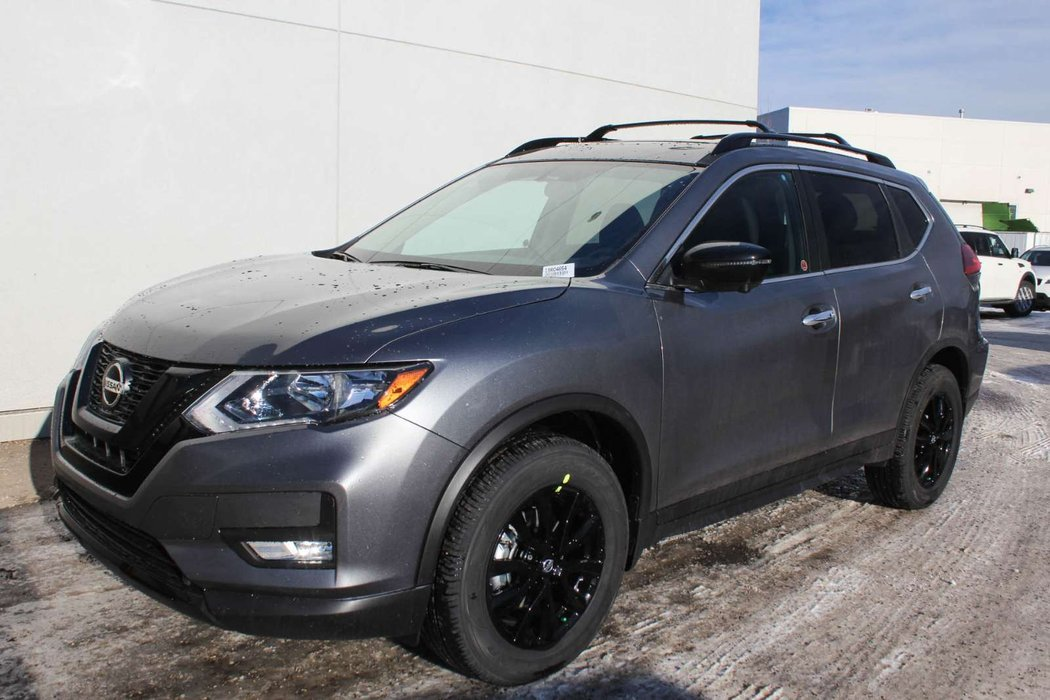 2018 Nissan Rogue S | Go Nissan South