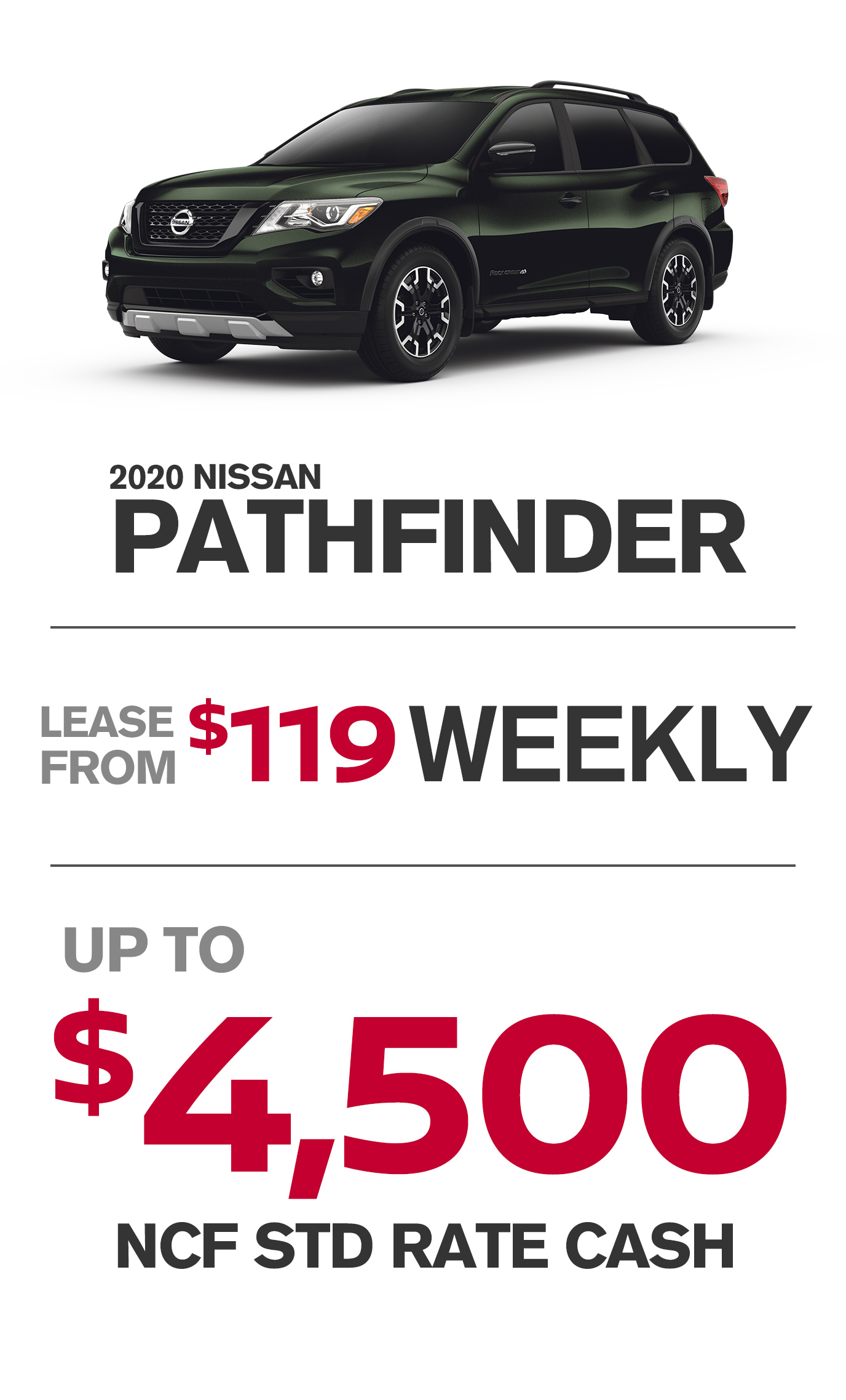 Pathfinder Offer