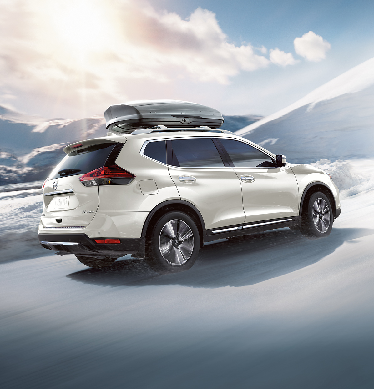 Does The Nissan Rogue Have Awd