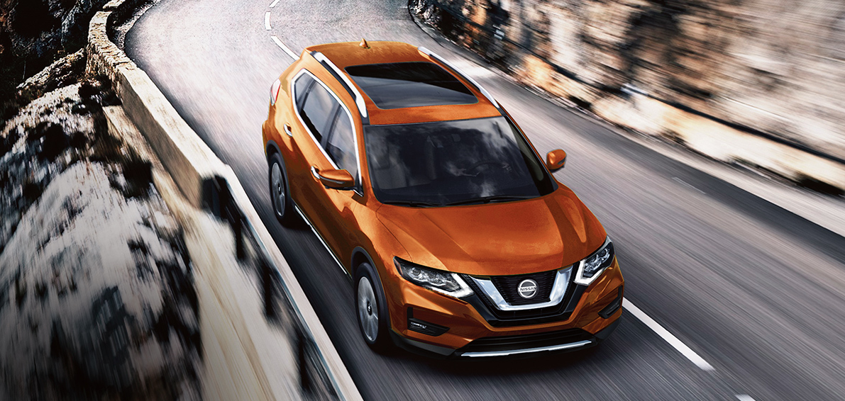 2020 Nissan Rogue Towing Capacity