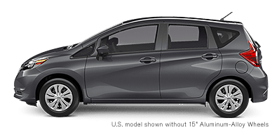 2019 Nissan Versa Note SV Special Edition jellybean