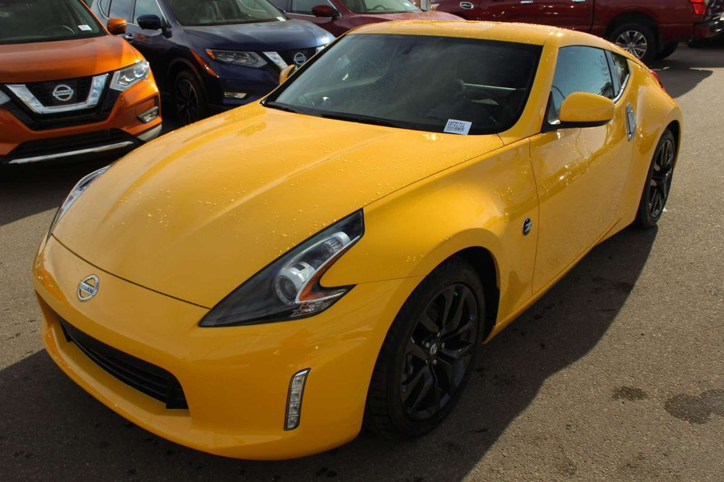 2018 Nissan 370Z Coupe | Go Nissan North