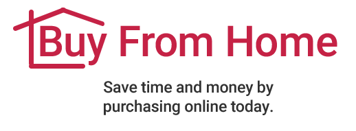 Buy from home logo
