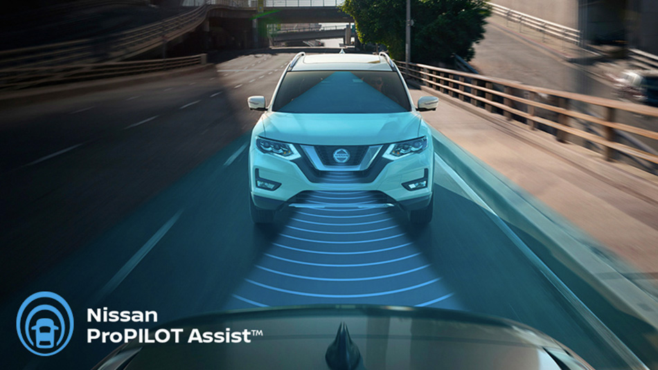 Motion Activated Power Liftgate 2019 Nissan Rogue