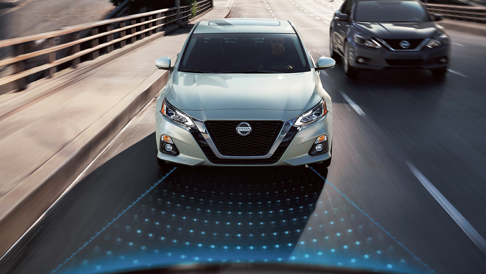 Reduce Driving Stress with Nissan Intelligent Mobility