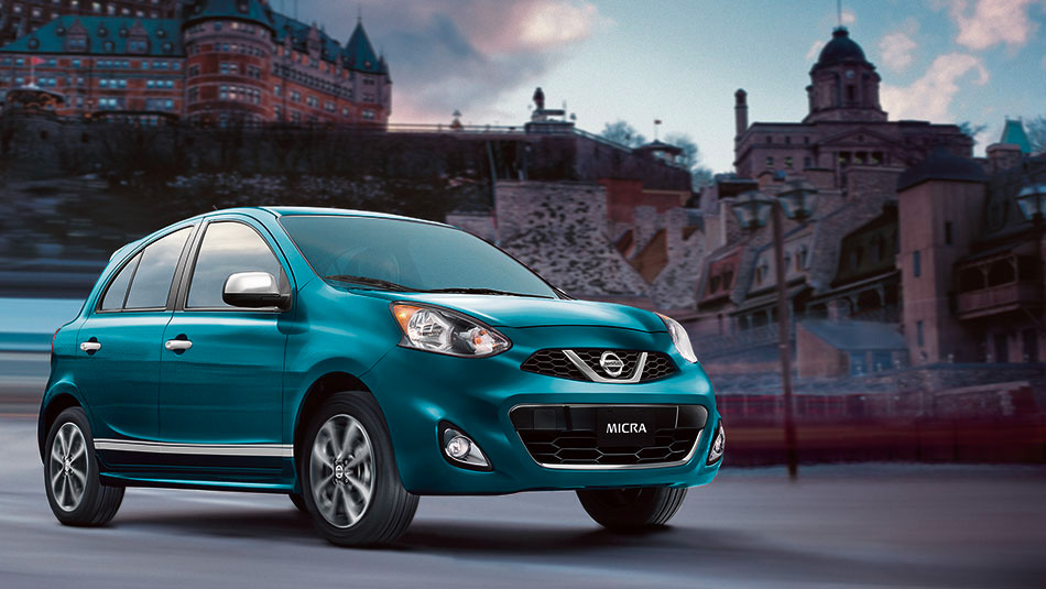 Nissan Micra model overview