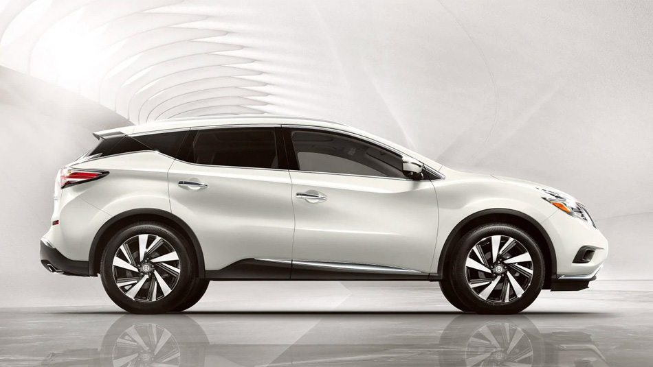 Nissan Murano overview model