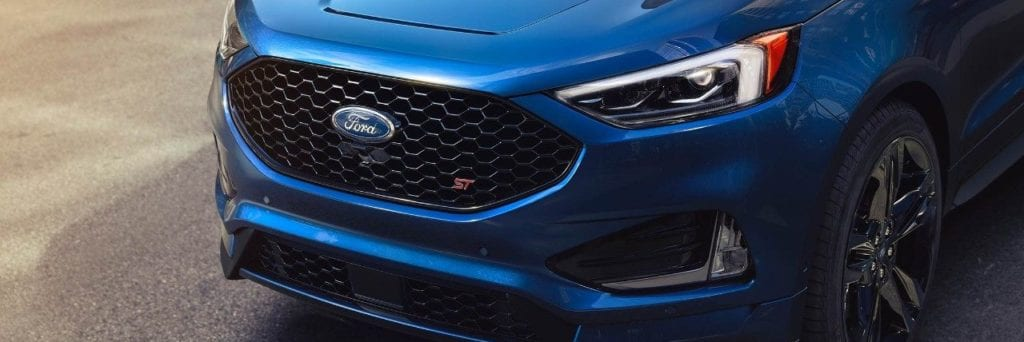 ford edge grille