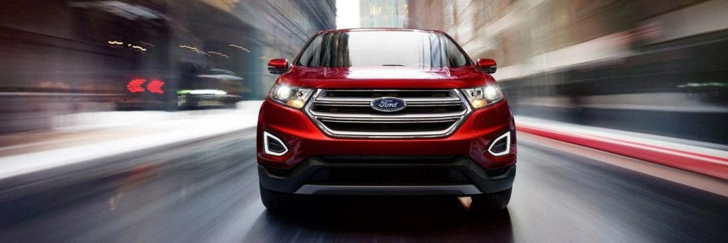 fast ford edge