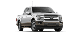 ford f-150 king ranch in white