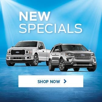 New Vehicle Specials at Team Ford, Edmonton, AB