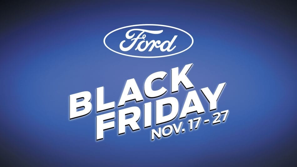 Black Friday | Team Ford