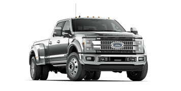 Ford 450 Platinum