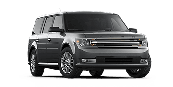 2019 Ford Flex SEL at Team Ford, Edmonton, AB