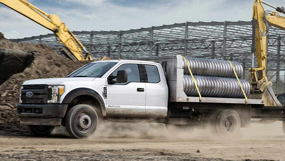 2019 Ford Super Duty® XL SuperCab with Aftermarket Flatbed Body