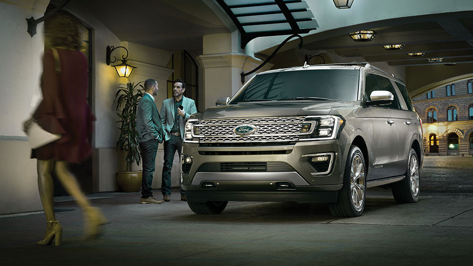 2019 Ford Expedition exterior view