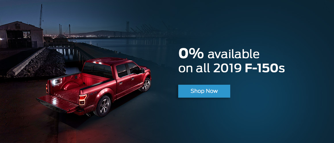 ab3bc41ffb April Ford incentive · 0% Available on all 2019 F-150s · We buy your car ·  Order tires · Go ...