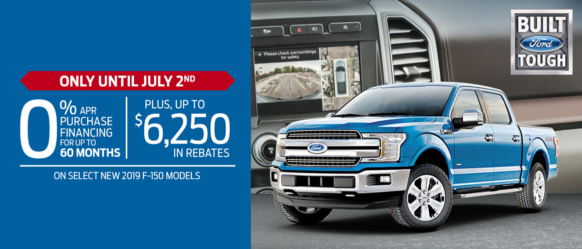 June Ford offer