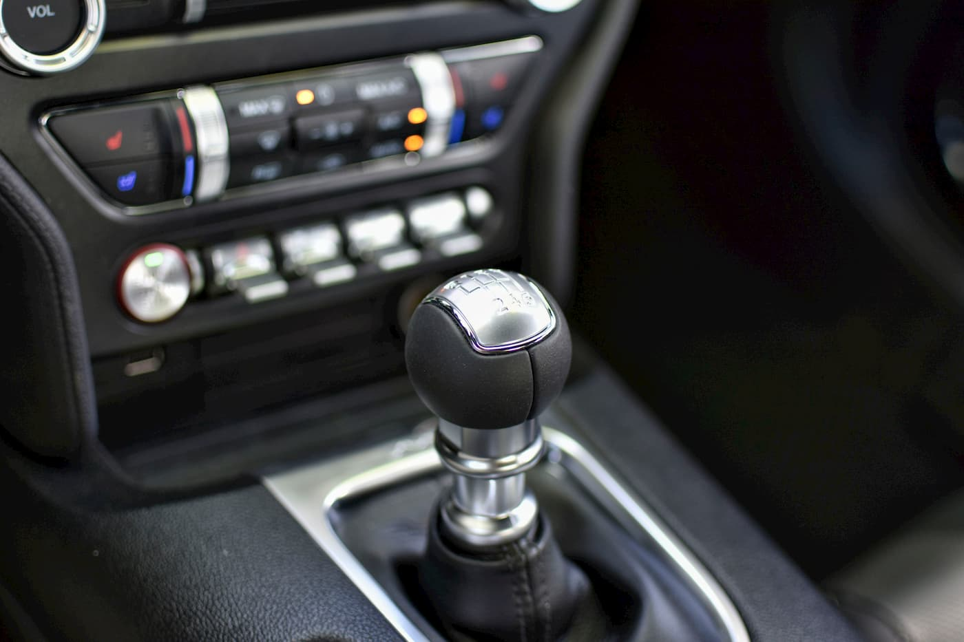 2020 Ford Mustang Gear Shift Stick