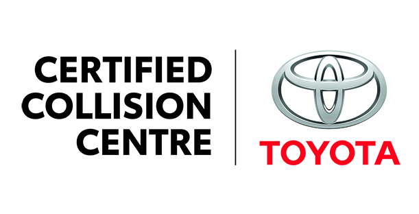 Certified Collision Toyota Center Logo