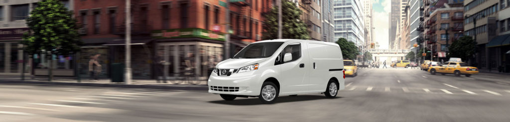 The 2019 Nissan NV200 Compact Cargo