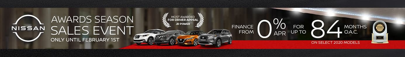Nissan January 2021 Oem Offer