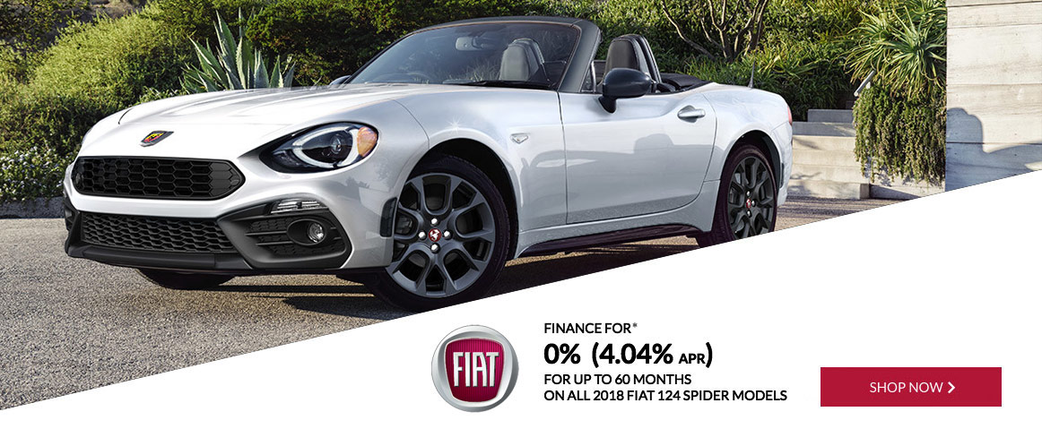 August 2019 Fiat OEM Offer