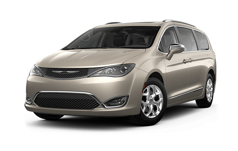 Chrysler Pacifica Front Quarter Image