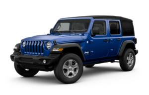 2018 Jeep® Wrangler Unlimited Sport S
