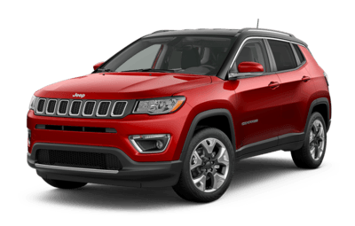 2019 Jeep Compass Limited in Redline Pearl jellybean
