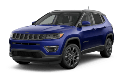 2019 Jeep Compass High Altitude in Jazz Blue Pearl jellybean