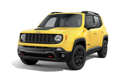 2018 Jeep Renegade Trailhawk jellybean