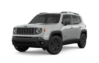 2018 Jeep Renegade Upland Edition jellybean