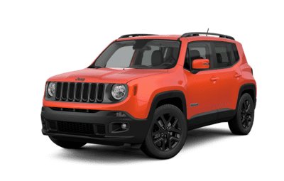 2018 Jeep Renegade Altitude jellybean
