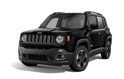 2018 Jeep Renegade North jellybean