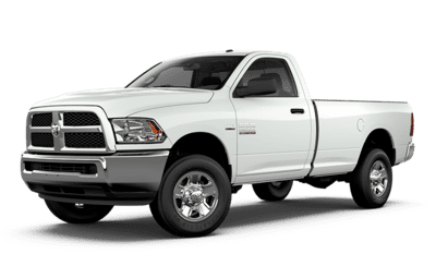 2018 Ram 2500 SLT in Bright White jellybean