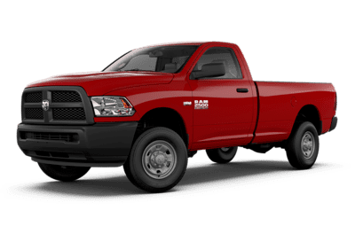 2018 Ram 2500 ST in Flame Red jellybean