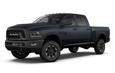 2018 Ram 2500 Power Wagon in Maximum Steel Metallic jellybean