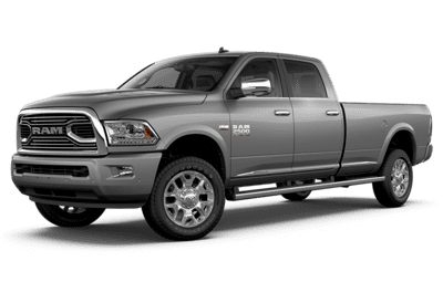 2018 Ram 2500 Laramie Limited in Bright Silver Metallic jellybean