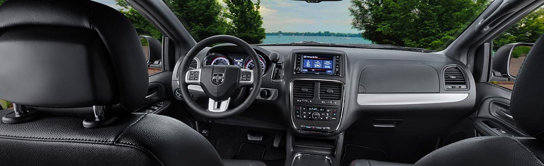 2019 Dodge Grand Caravan Interior View