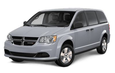 2019 Dodge Grand Caravan SE Plus in Billet Metallic jellybean