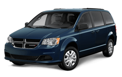 2019 Dodge Grand Caravan SXT in Indigo Blue jellybean