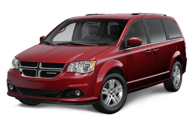 2019 Dodge Grand Caravan Crew in Octane Red Pearl jellybean