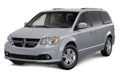 2019 Dodge Grand Caravan Crew Plus in Billet Metallic jellybean